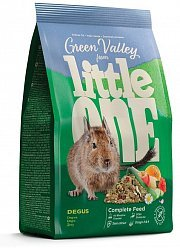 Корм Little One Green Valley из разнотравья для дегу